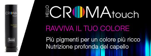 croma touch technique italia cura e benessere dei capelli