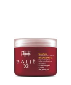 Baljé | Maschera Rigenerante per capelli sfibrati e trattati